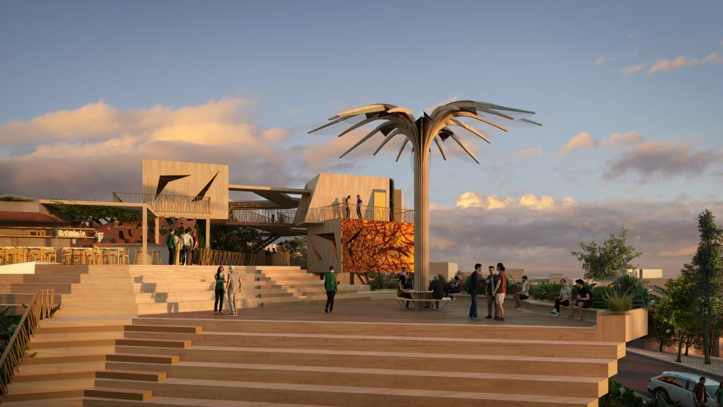 nova sede instituto favela da paz; jardim angela; bienal de veneza 2021