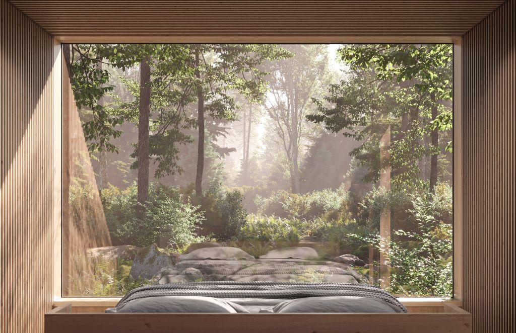 cabana natureza canada