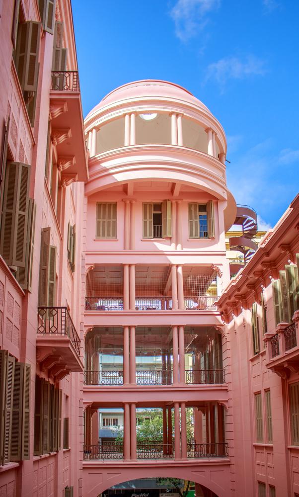 casa de cultura mário quintana porto alegre rio grande do sul arquitetura construção cores