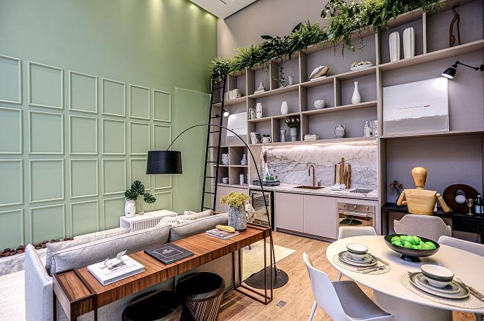 A Casa Nômade - Marau Design. Janelas CASACOR Santa Catarina 2020.
