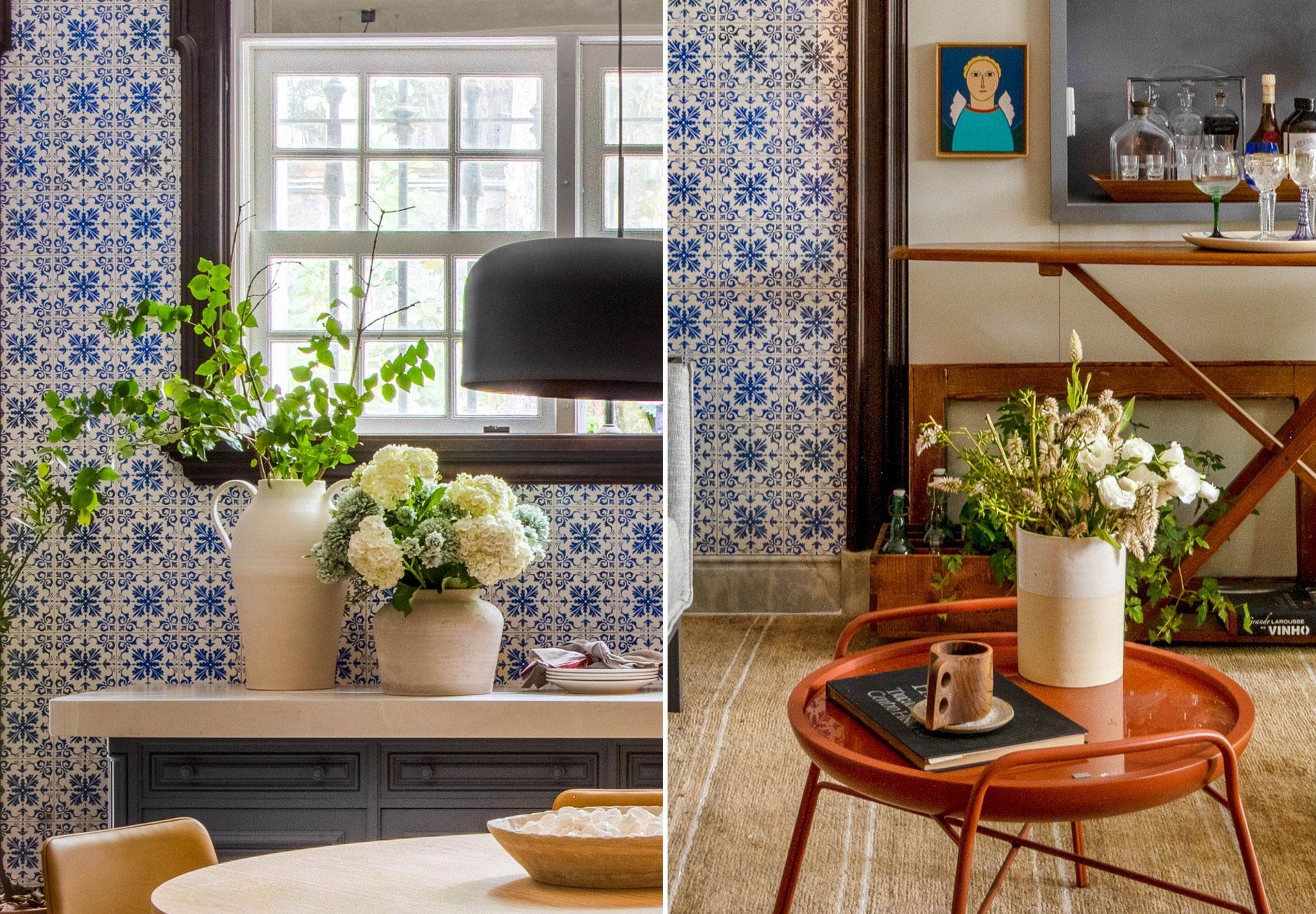 flores casacor rio flores da casa vasos arranjos