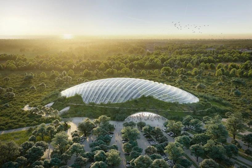 maior estufa do mundo Tropicália será exibida pela primeira vez na Bienal de Veneza