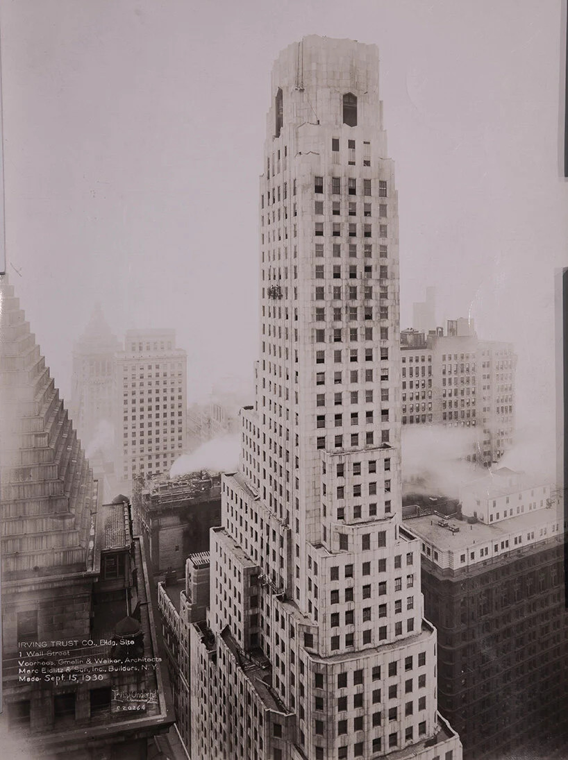 One Wall Street; Nova York;Ralph Walker