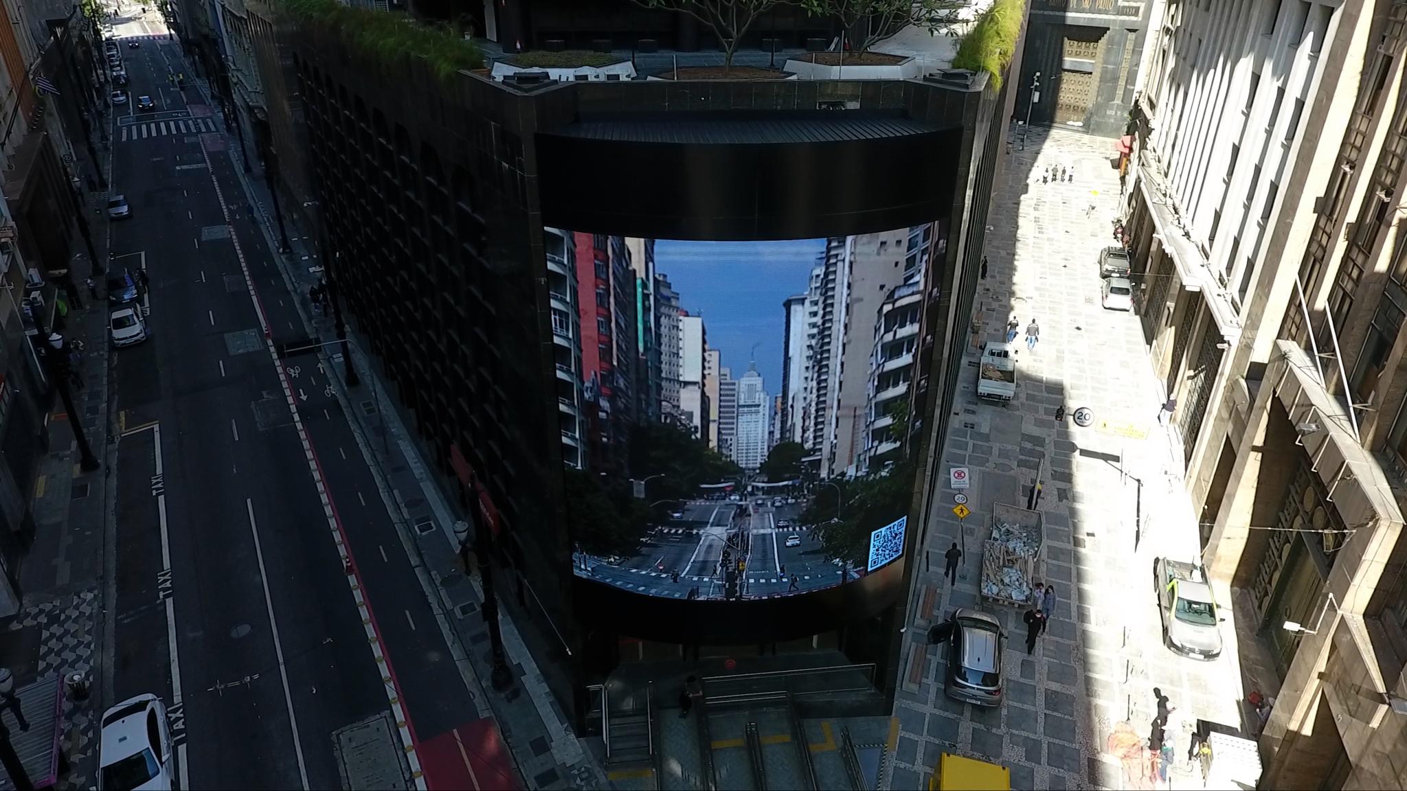 fotografia foto tuca reinés são paulo santander fachada avenida cidade brasil paisagem