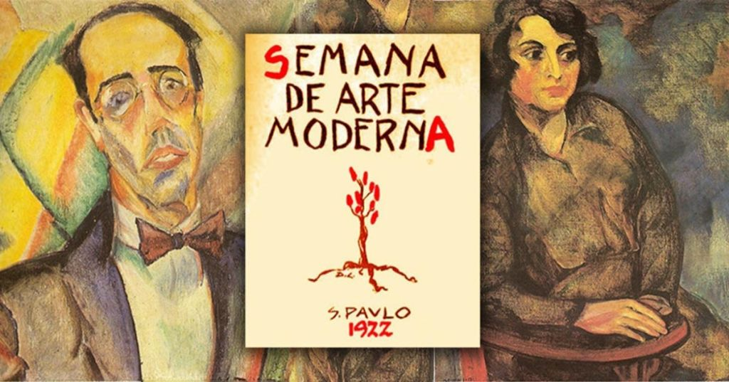 semana arte moderna 1922; centenário; atividades; governo do estado de são paulo; comemoração