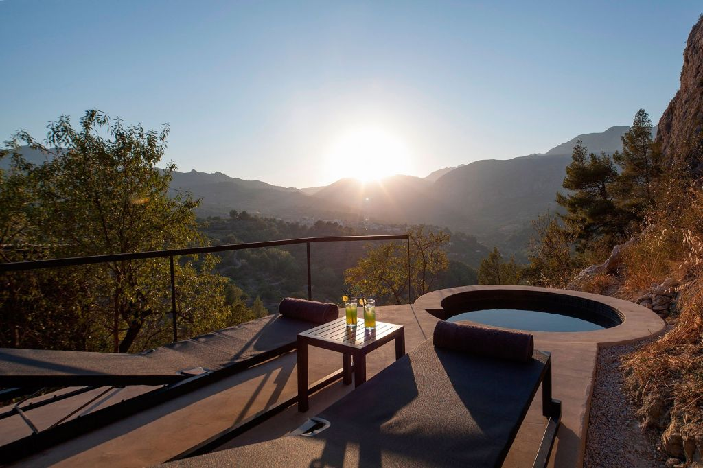 vivood-landscape-hotel sustentável na Espanha