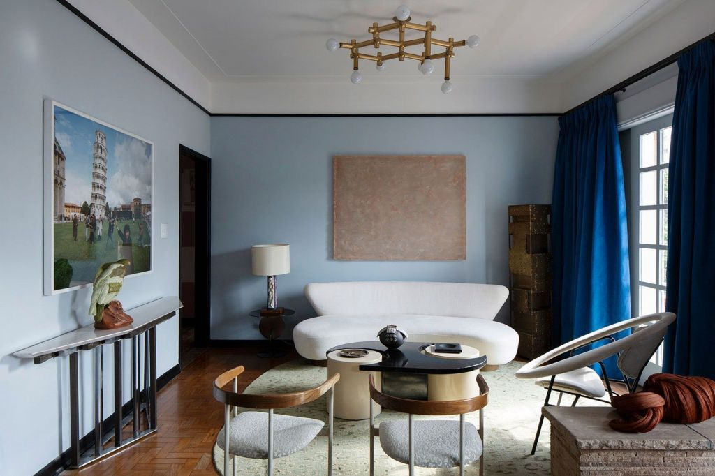Apartamento de Juliana Vasconcelos