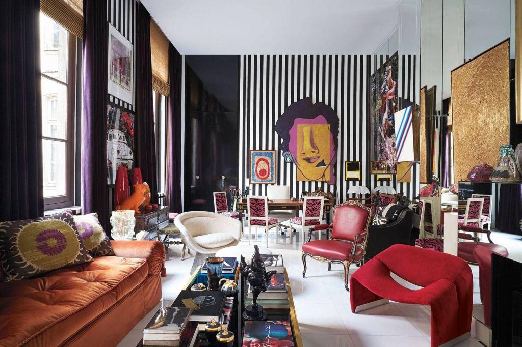 Sig Bergamin reforma apartamento em Paris