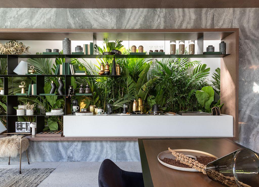 Casa Grão Starbucks at Home, por Très Arquitetura - CASACOR São Paulo