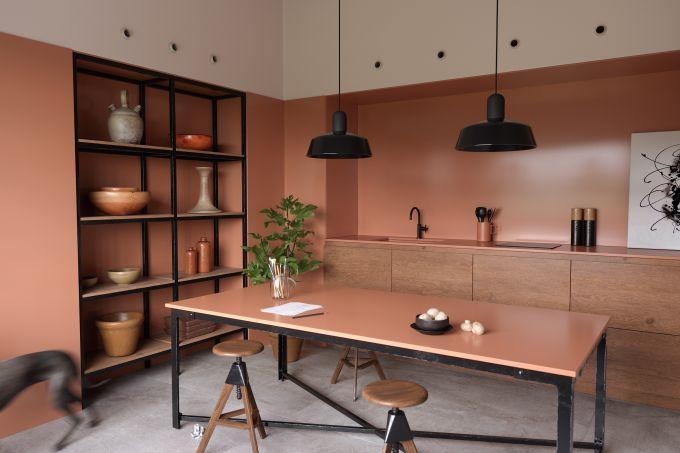 Arcilla Red _Kitchen