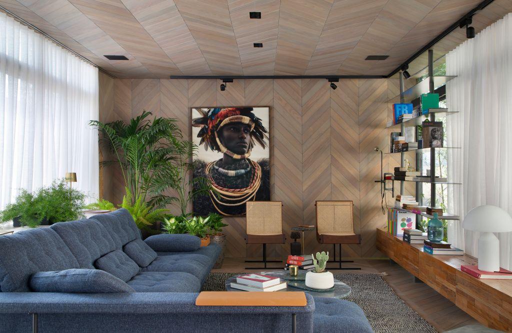 Loft Mobile. Intown Arquitetura - CASACOR São Paulo 2019