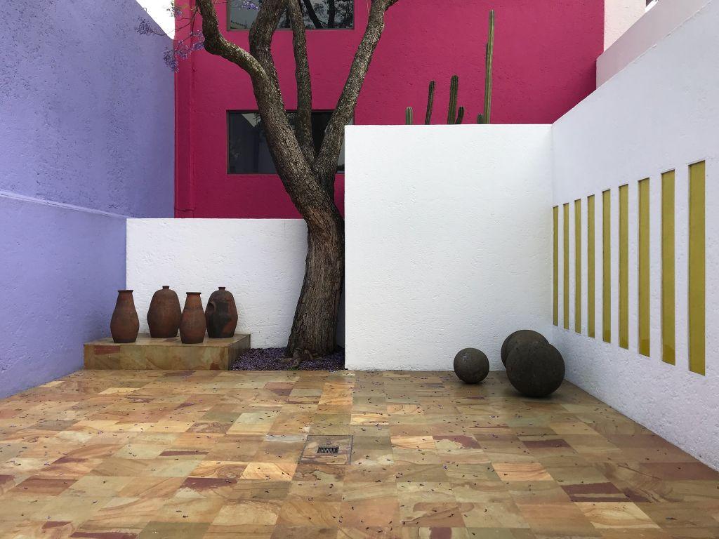 Casa-estúdio, 1948, Cidade do México, MX - Luis Barragán