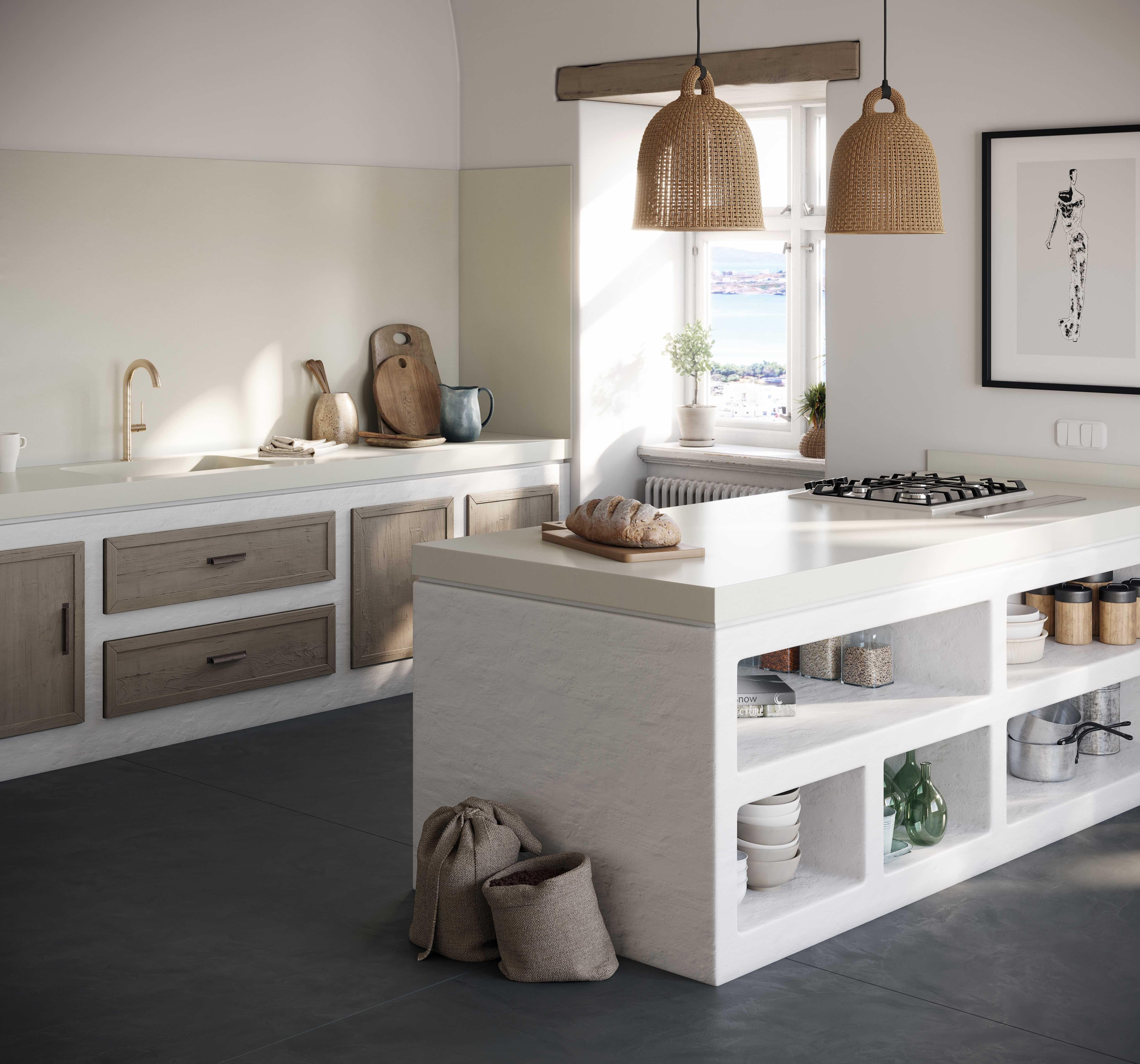 silestone cosentino novas cores baseadas na história de pessoas reais cozinha bancada madeira ilha decoração