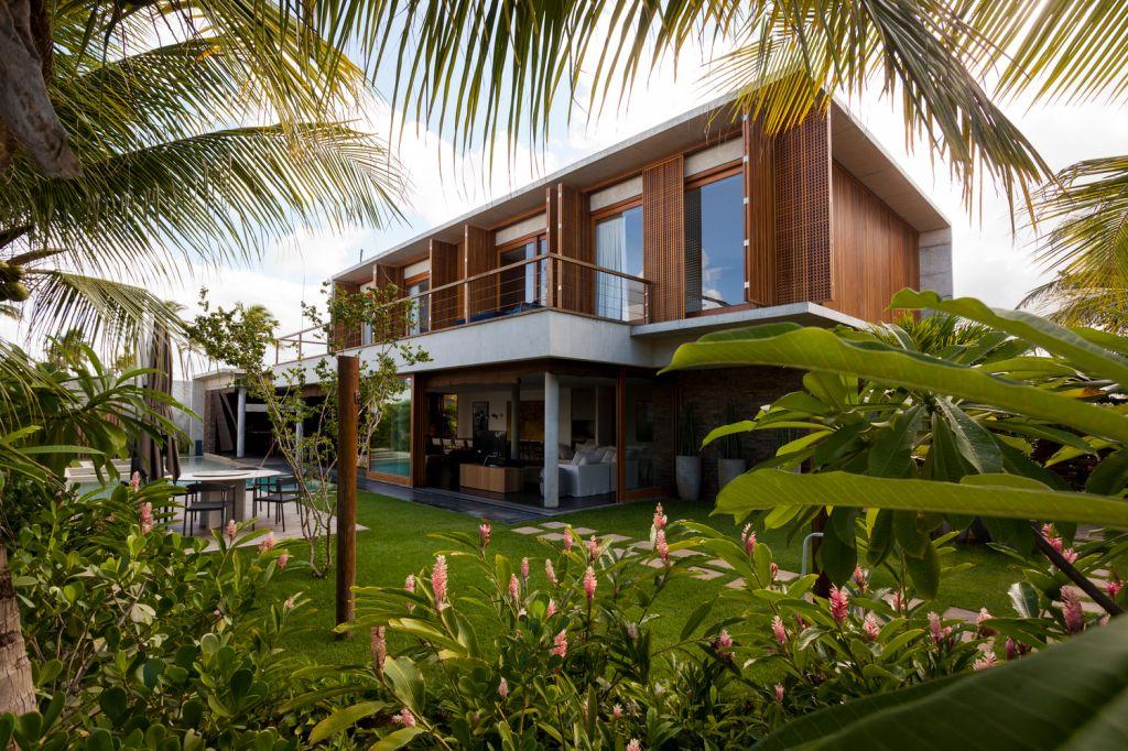 casa; piscina; davi bastos; muxarabi; casa de praia; decoração casa; arquitetura casa; casacor são paulo