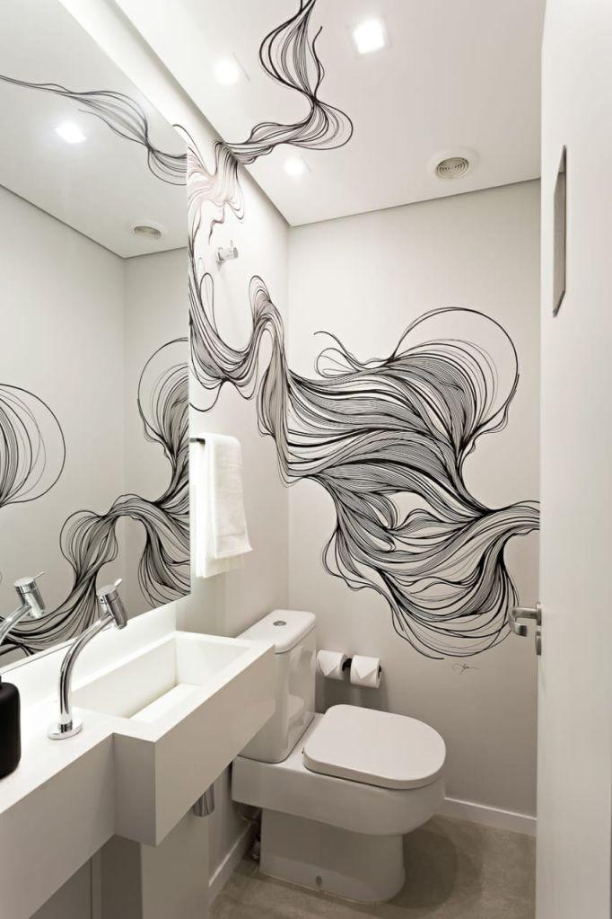 arte de parede; decoração; arquitetura; design de interiores; arte; wall art; monocromático