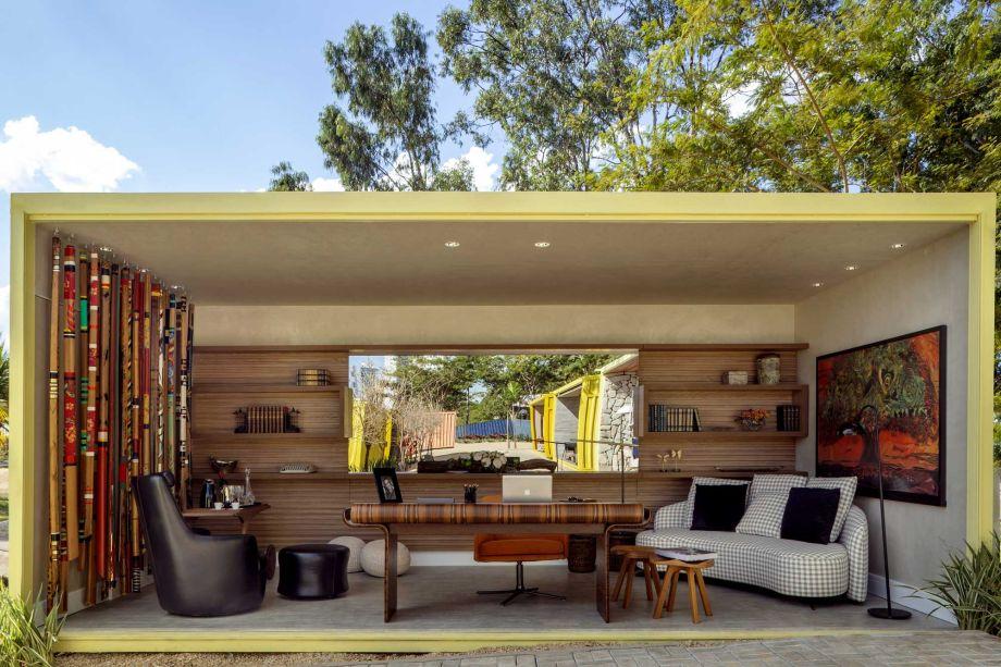 Home Office - Mônica Avelino Arrais.