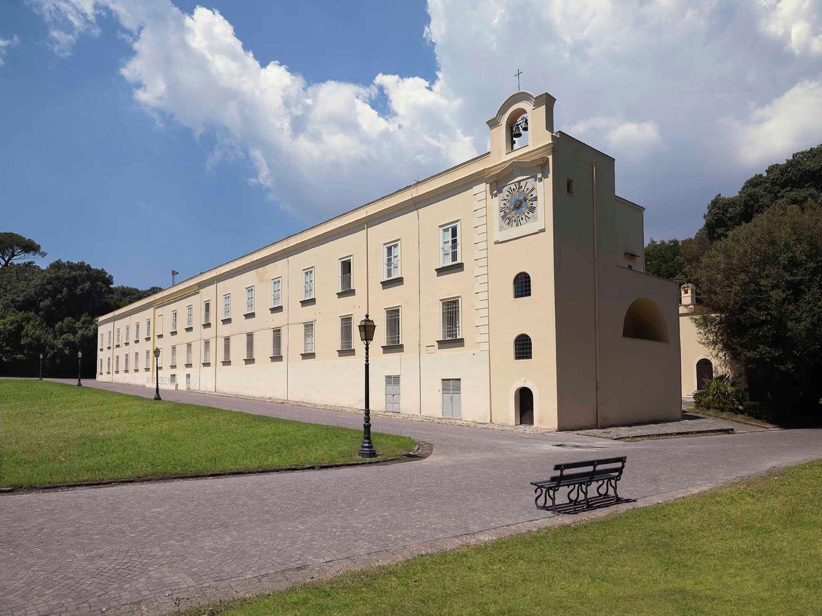 Sede Instituto Caselli Real Fabrica de Capodimonte