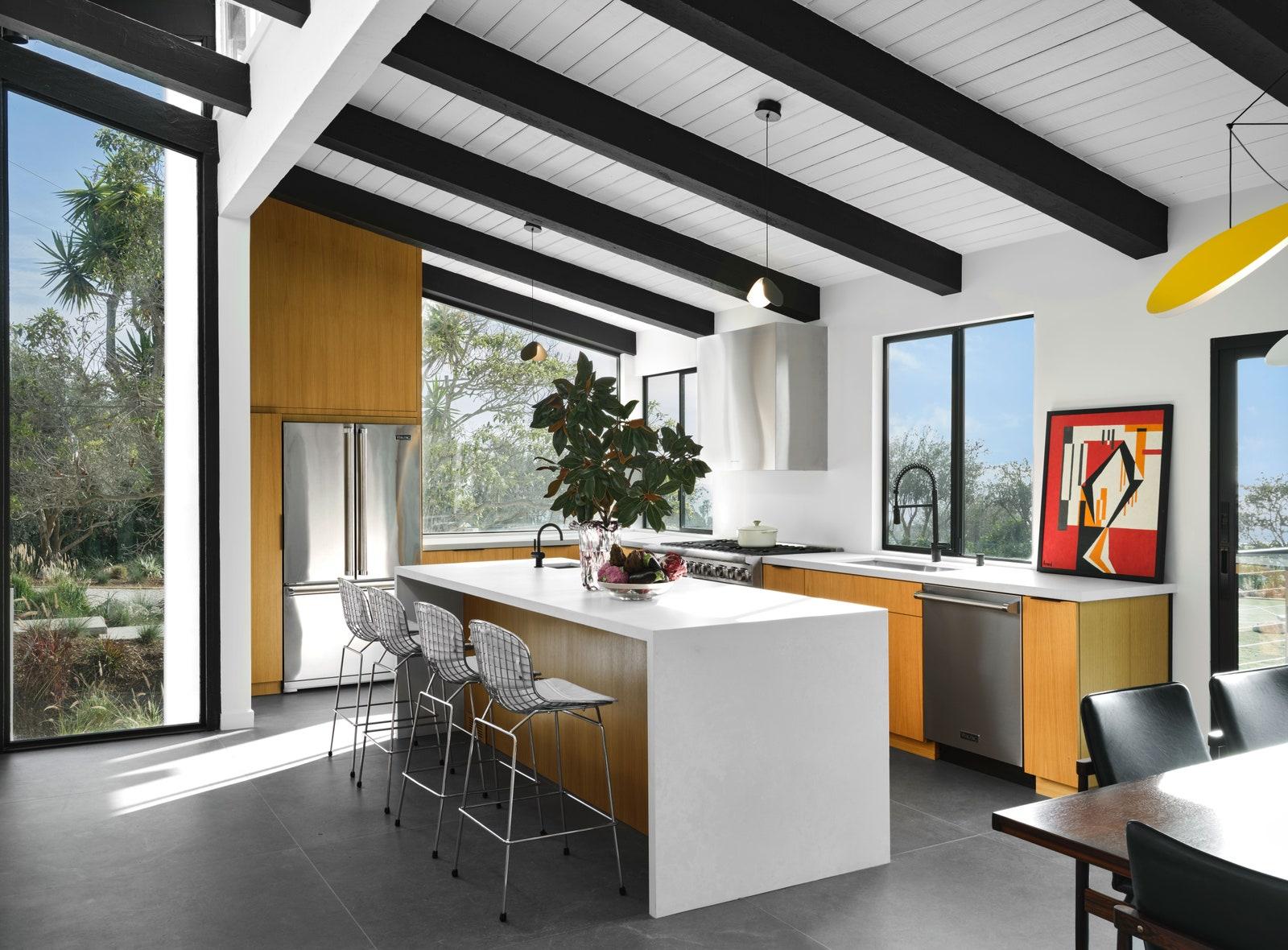 cozinha bancada ilha malibu reforma casa