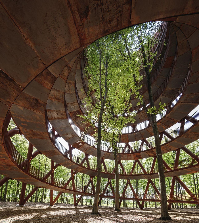 forest tower dinamarca Prêmio Mies van der Rohe effect Architects