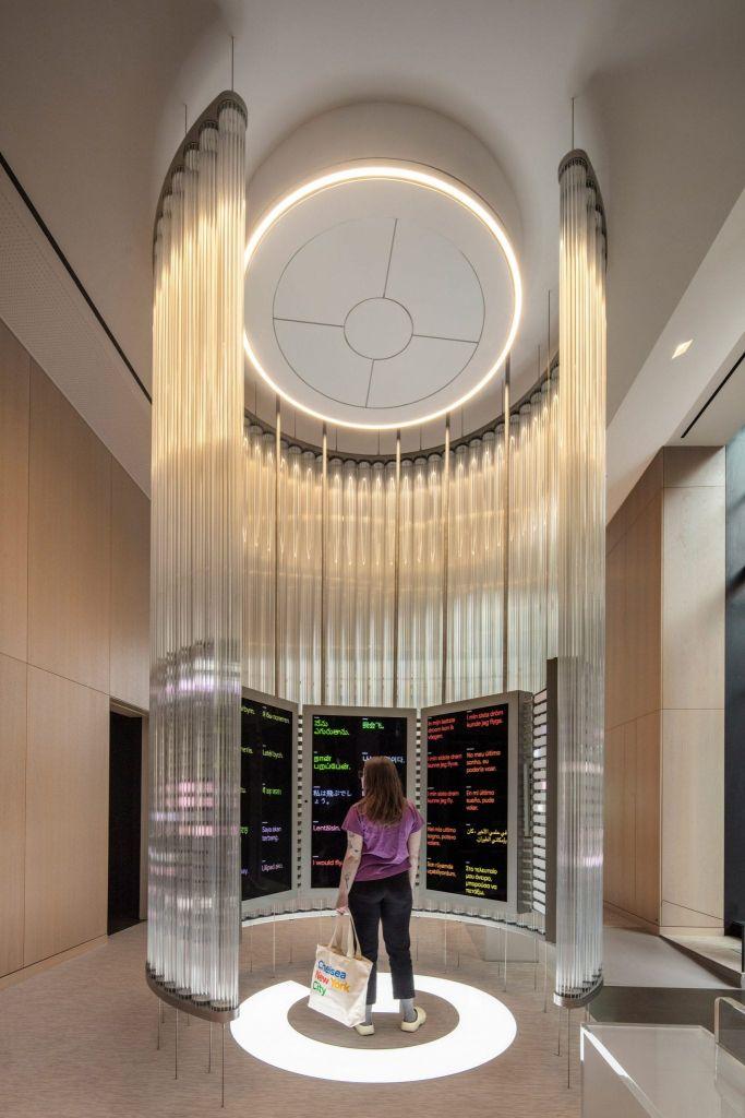 google store; nova york; eco-design; sustentabilidade