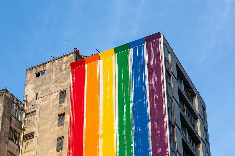 #TogetherWithPride; LGBTQIA+; são paulo; minhocão