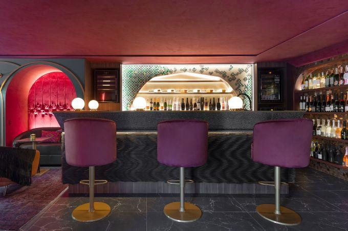 Wine Bar Pra lá de Marrakech – Alessandra Casagrande.