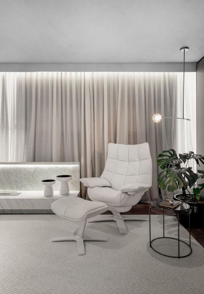 Casa Pormade - Fabio Vitorino Arquitetura e VK Arquitetos. Projeto da CASACOR Santa Catarina 2021.