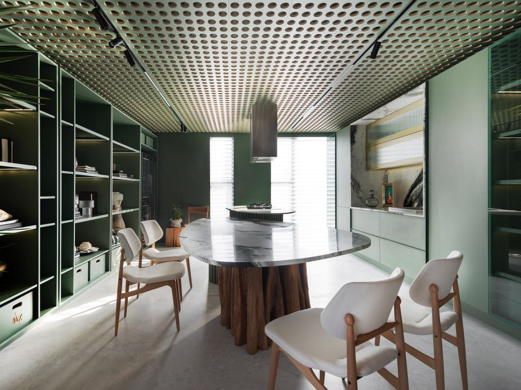 Loft Naturalle - Michael Zanghelini. Projeto da CASACOR Santa Catarina 2021;