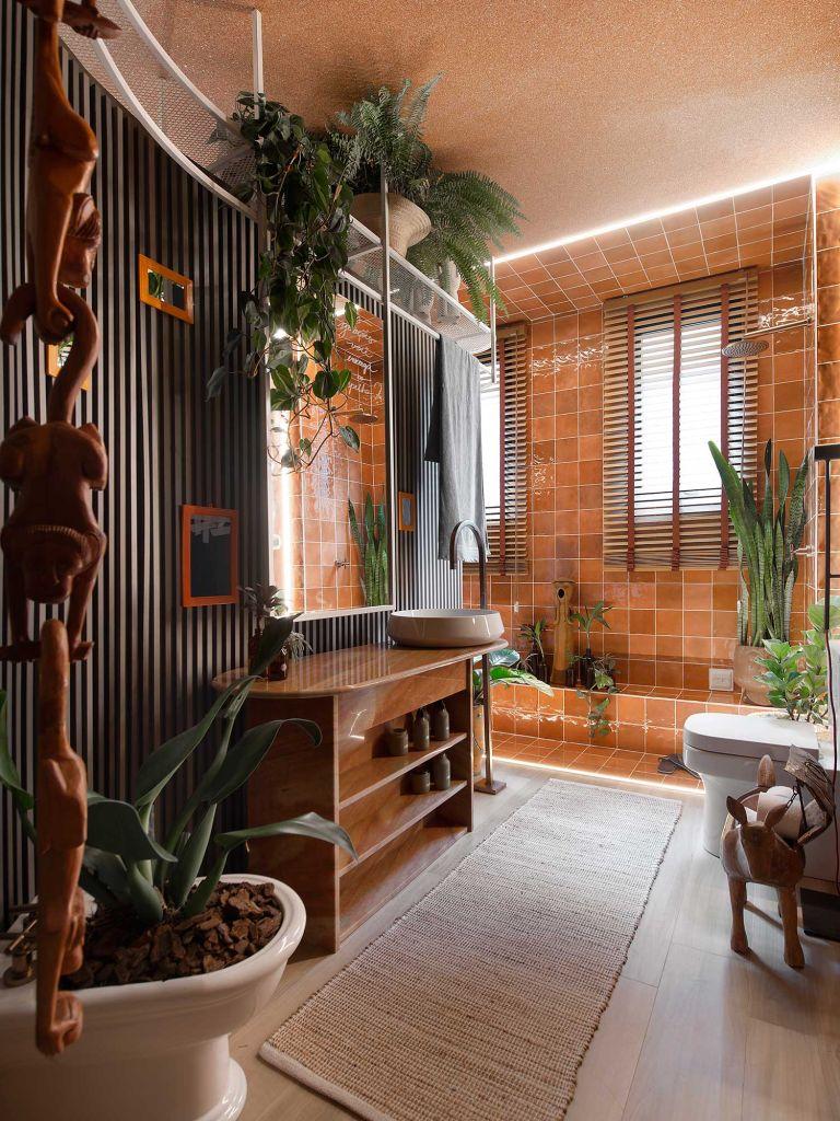 ambiente; casacor santa catarina; florianopolis 2021; deca; decoração; design; banheiro