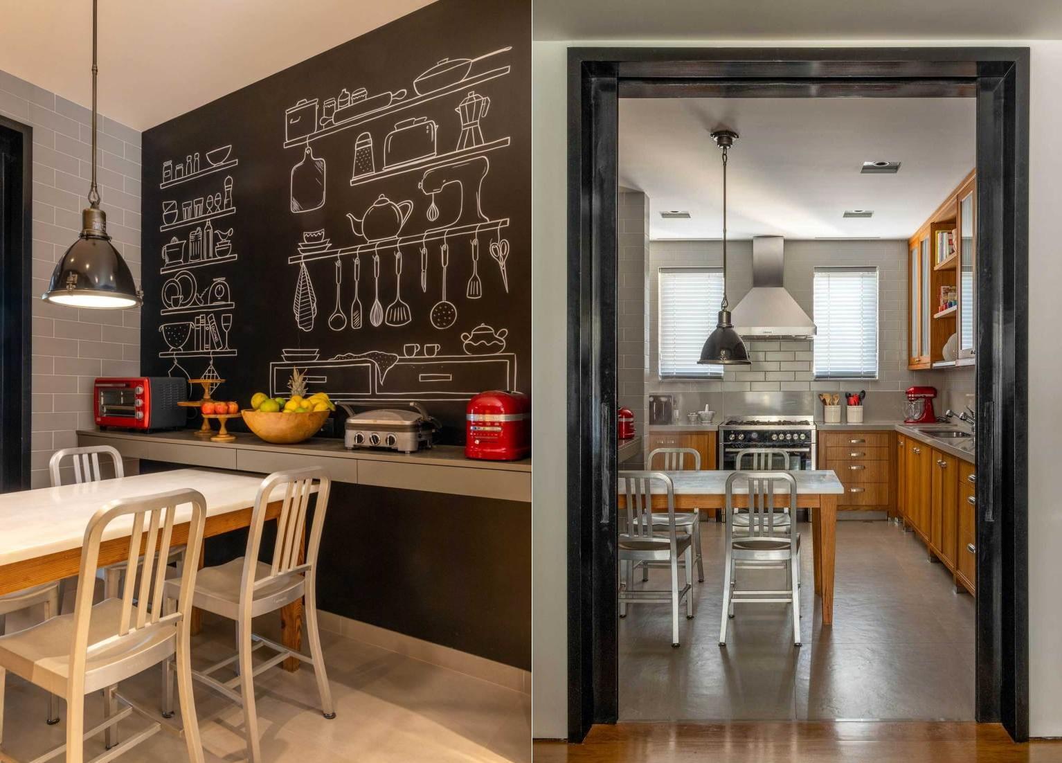 Reforma deixa apartamento carioca com cara de casa