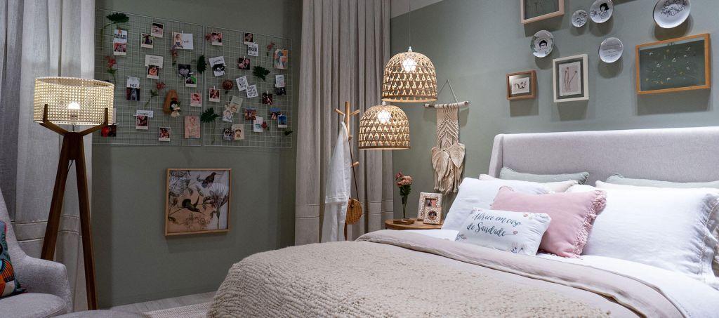 memory board; casacor; decoração; quarto