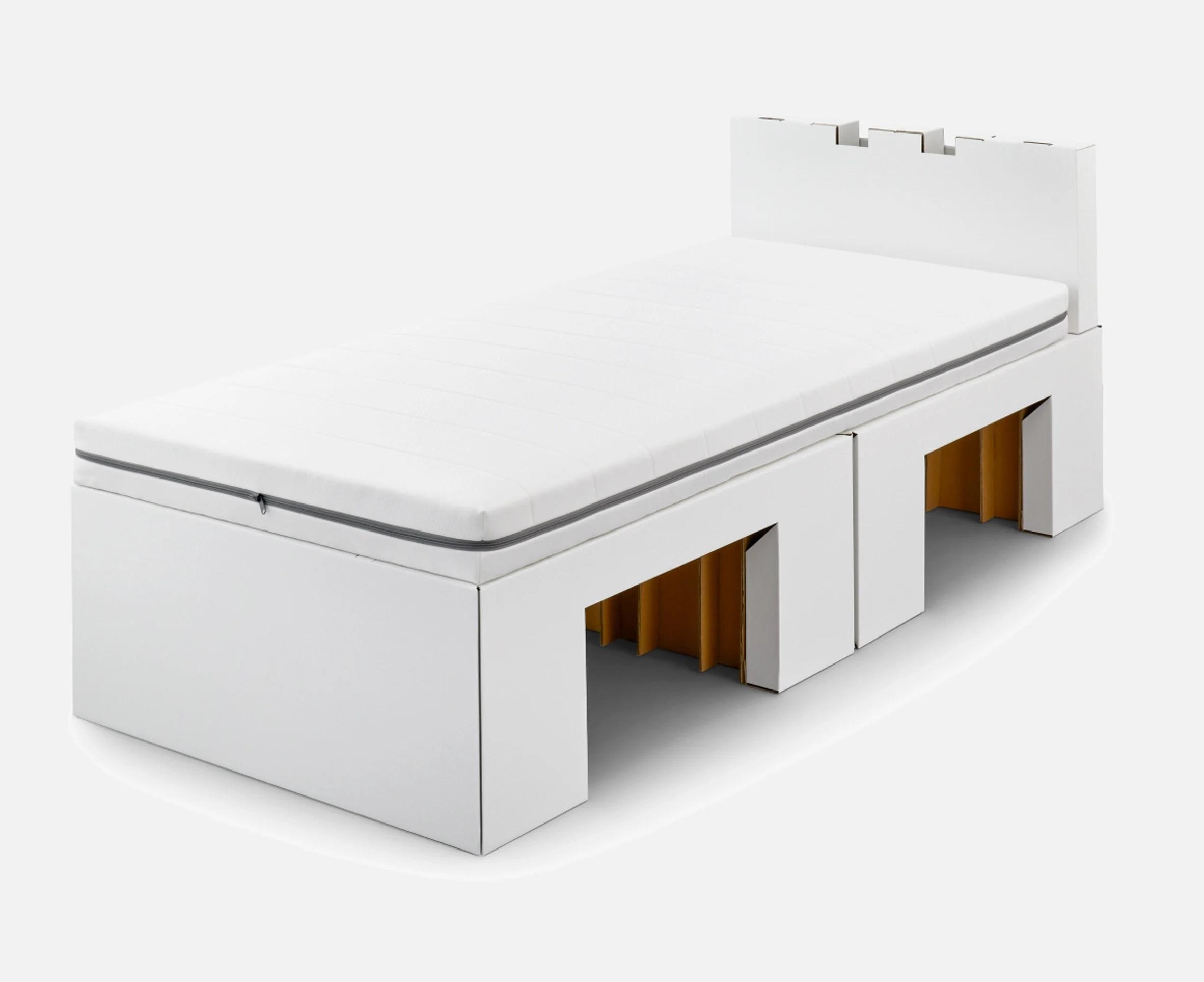 Vila Olímpica de Tóquio terá camas feitas de papel reciclável