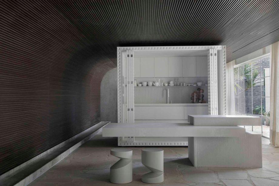 Casa Dendê Duratex. Nildo José - CASACOR São Paulo 2019