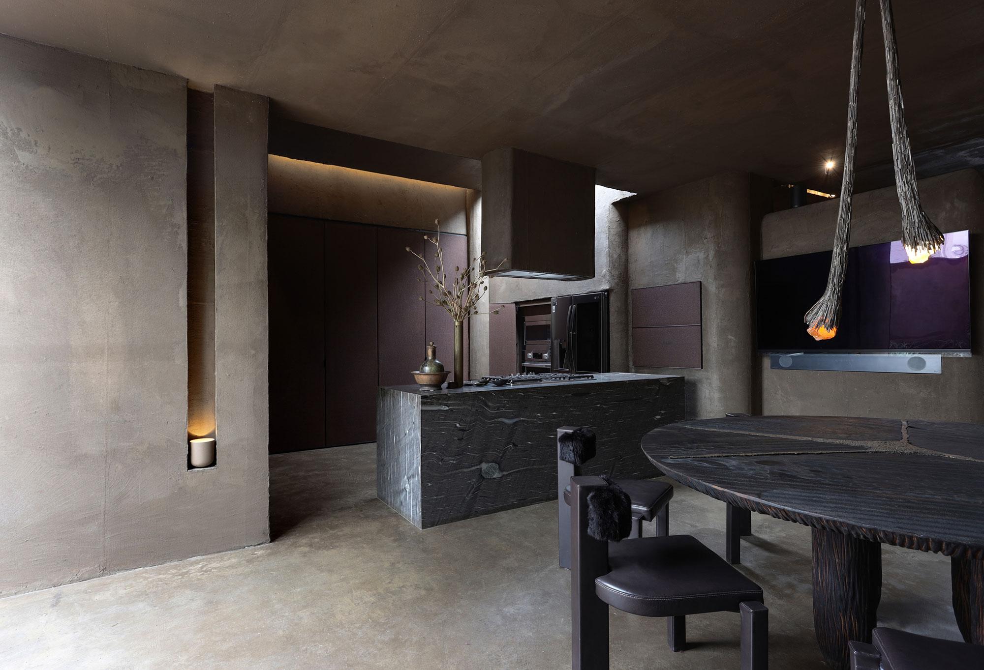 casa sume gustavo neves cozinha minimalista rustica casacor sao paulo 2019
