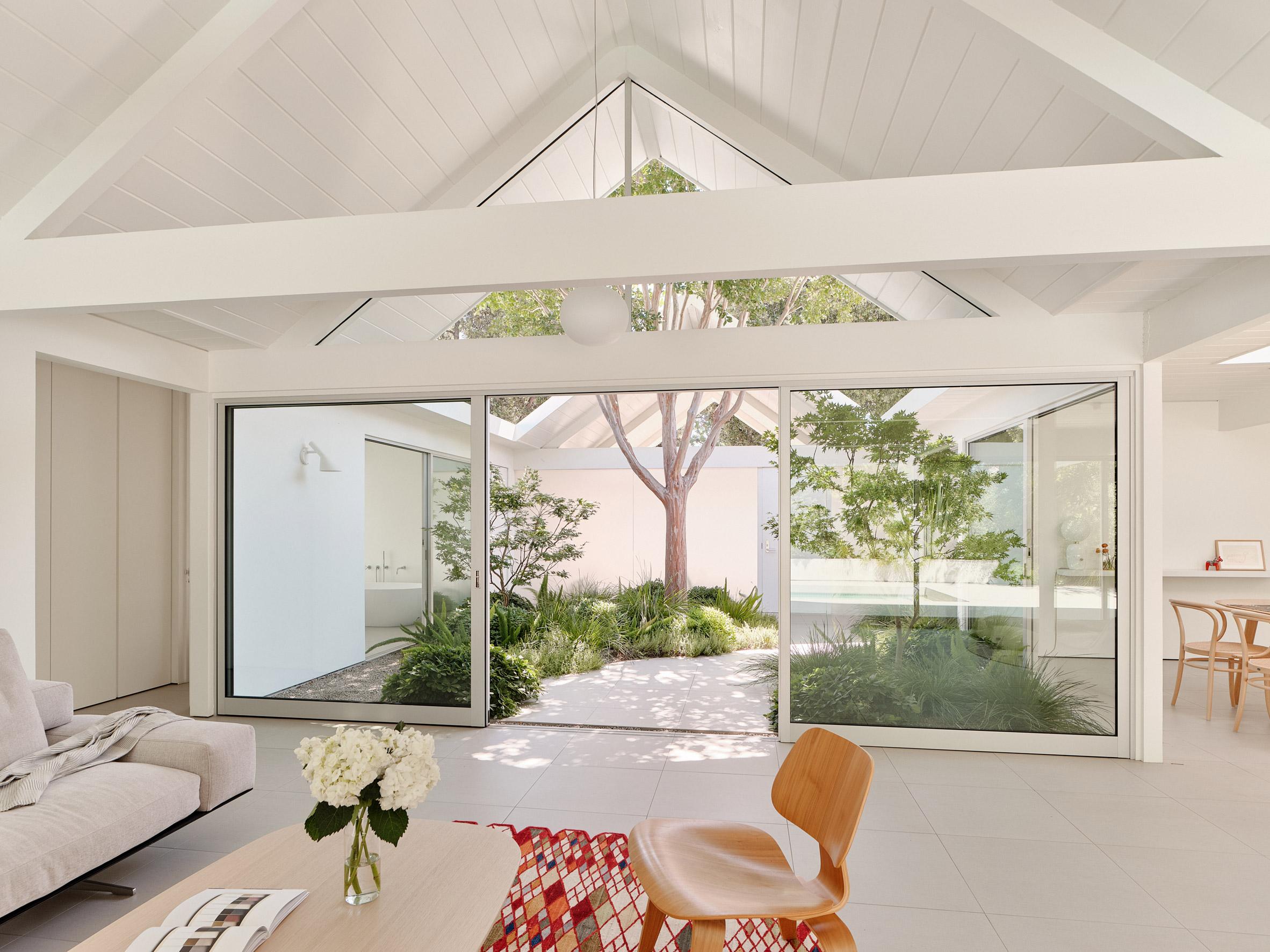 casa twin gable eichler california