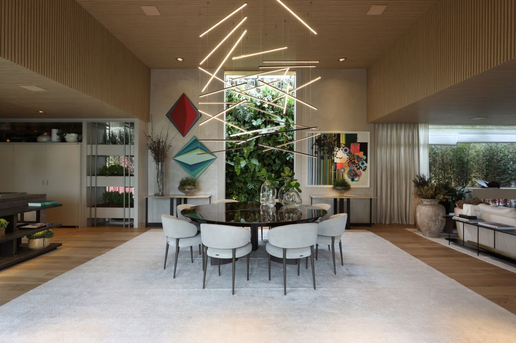 Dolce Villa Todeschini. Debora Aguiar - CASACOR São Paulo 2019