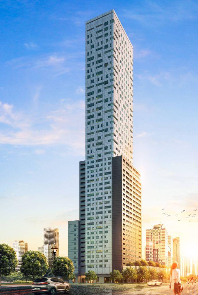 Prédio mais alto de São Paulo platina 220 conta com 172 metros de altura e está localizado no Tatuapé