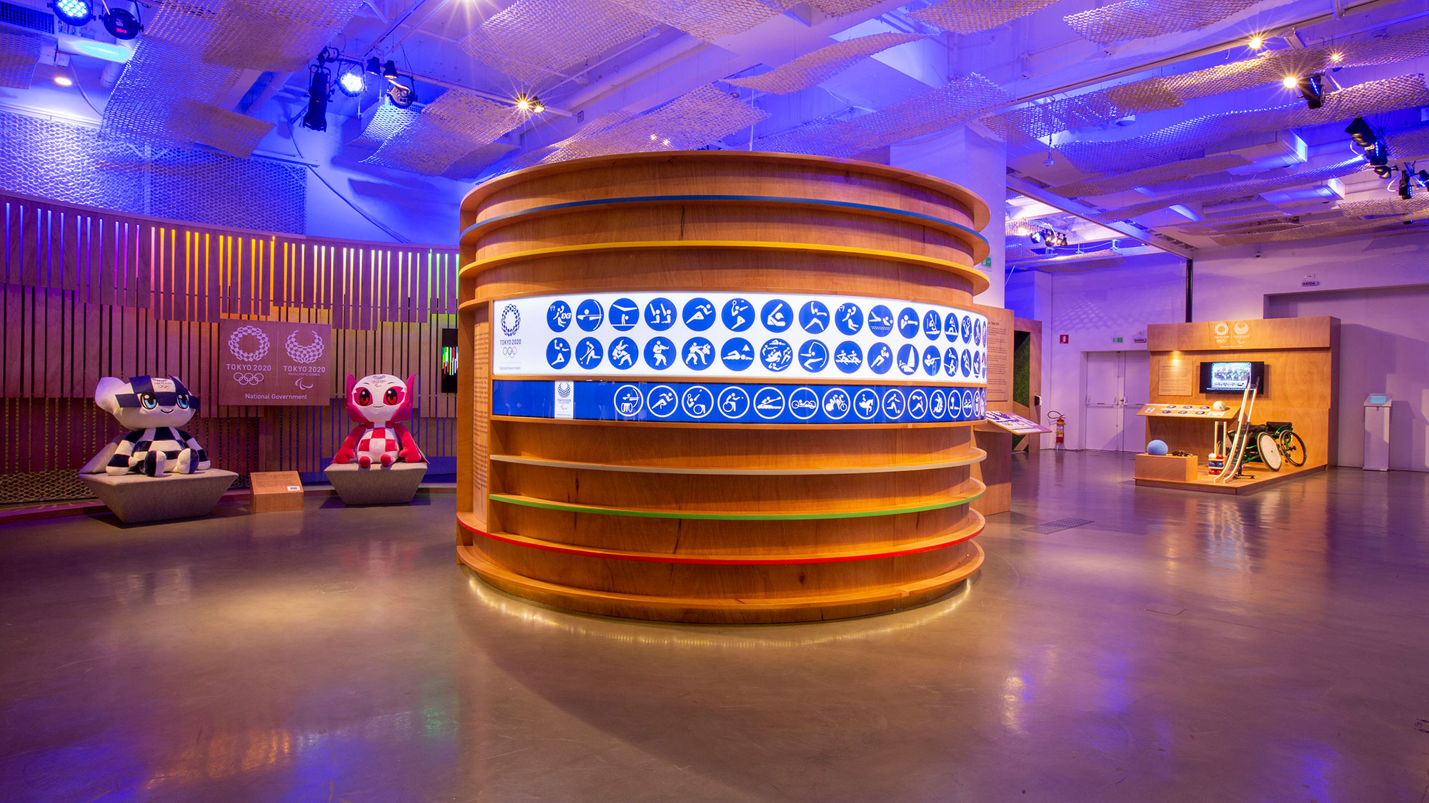 japan house são paulo lounge esportivo olimpíadas jogos olímpicos 2021 tóquio