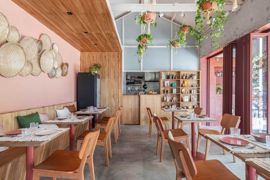 restaurante instagramável na Vila Madalena