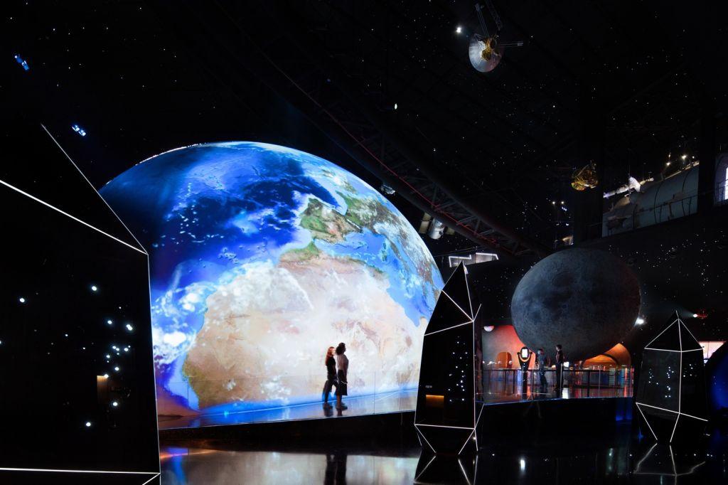 museu; astronomia; china; maior museu do mundo; arquitetura; moderna; engenharia; construção; universo; planetário