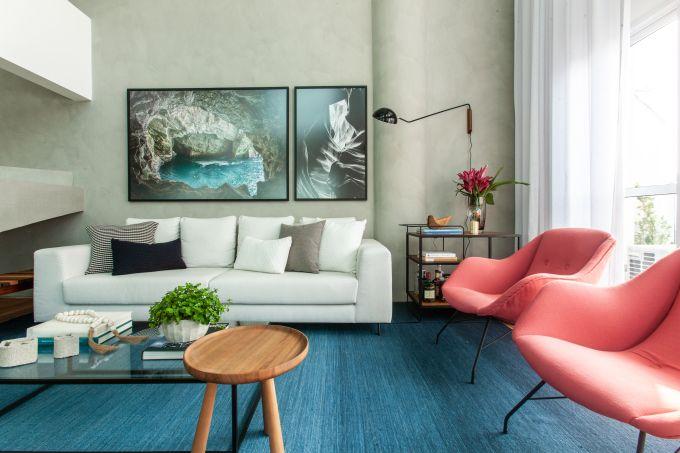 Apartamento contemporaneo Camila Dirani e Maira Marchió (5)