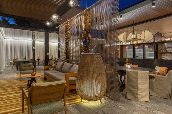 Genésio Maranhão e Marcos Queiroz – Restaurante