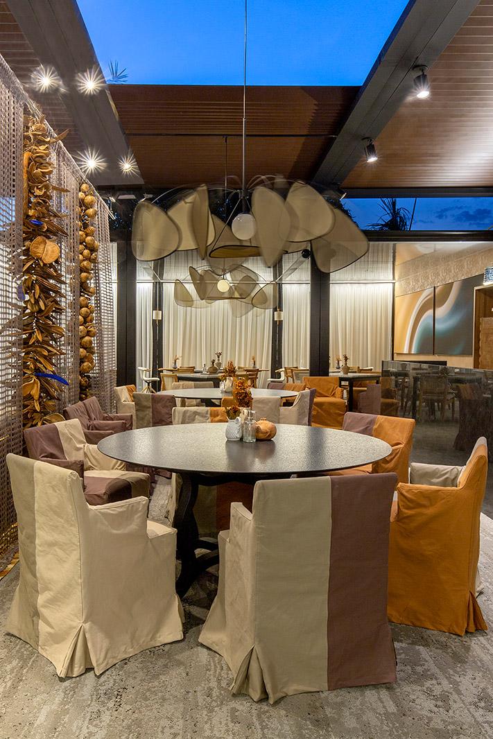 Restaurante Genésio Maranhão Marcos Queiroz CASACOR Goiás 2021 artesanato decor design decoração