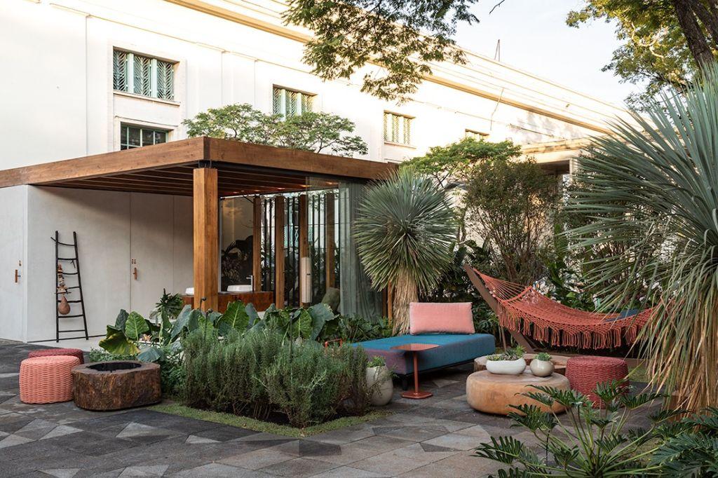 Jardim dos Chefs - Catê Poli e João Jadão. CC SP 2019