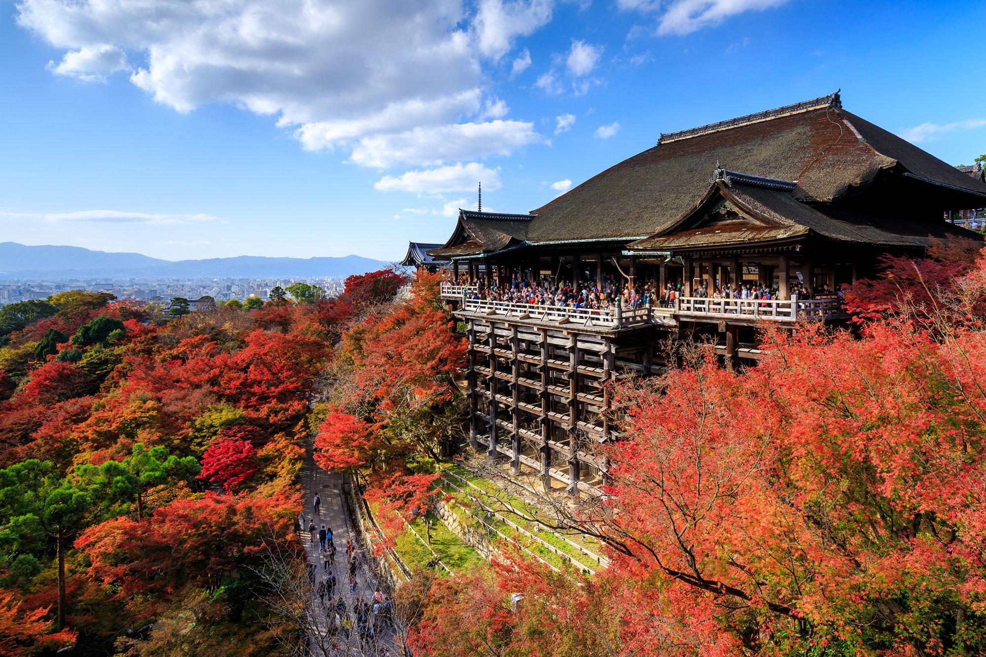 5 templos e santuários japoneses para se encantar pela arquitetura nipônica