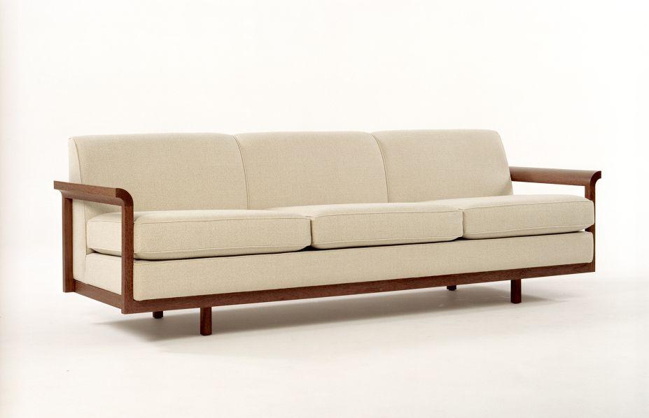 Criado por Carlos Milan, o Sofá M3 é uma reedição dos anos 1950.