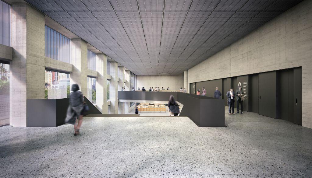 masp; projeto; metro arquitetos; são paulo; museu de arte; arquitetura;
