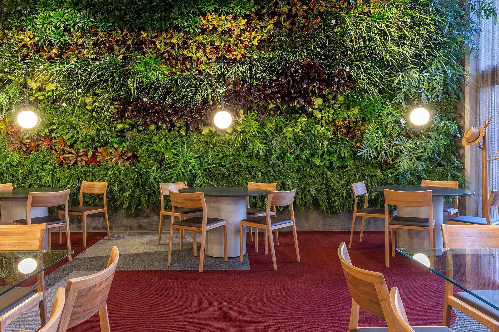 Marco Leal Sushi Bar Jun Sakamoto casacor goias 2021 restaurante japonês decoração design