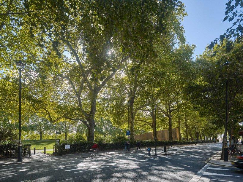 Memorial do Holocausto em Londres é o projeto de David Adjaye e será construído em julho deste ano