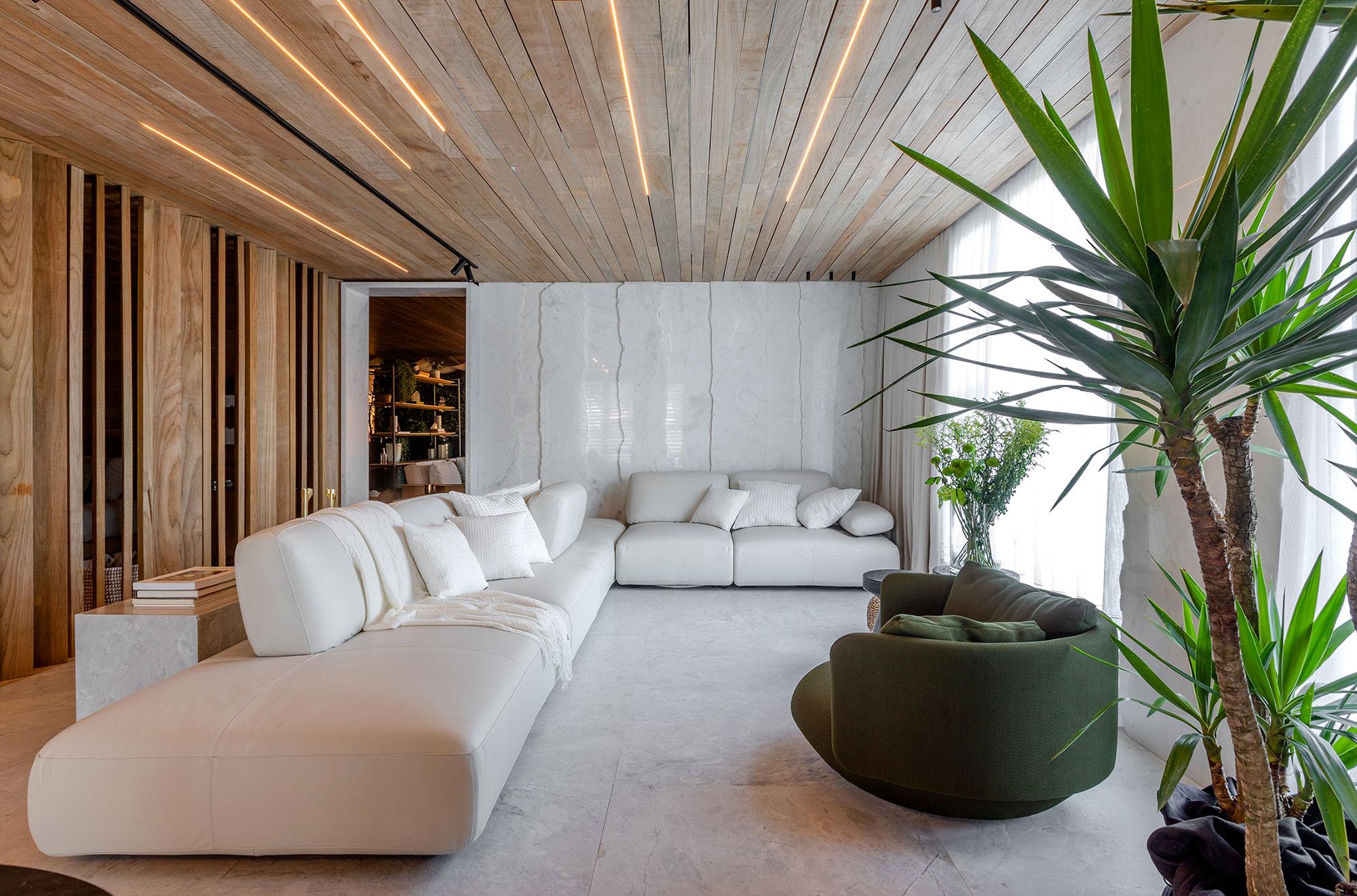 Loft Naturalle - Michael Zanghelini - CASACOR SC 2021